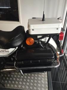 Kawasaki KZ1000 Police  Restoration story –