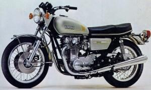 Yamaha XS650B 75 1